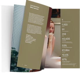 Mazars' Annual Report